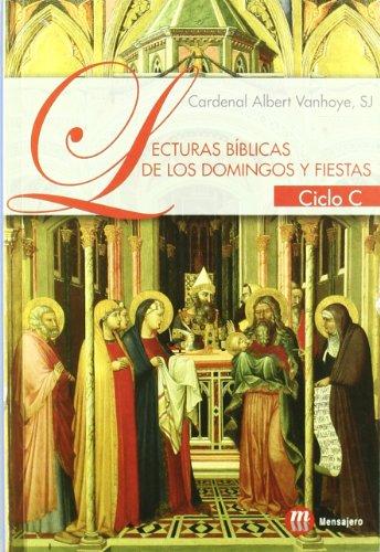 9788427130555: Lecturas bíblicas de los domingos y fiestas, ciclo C