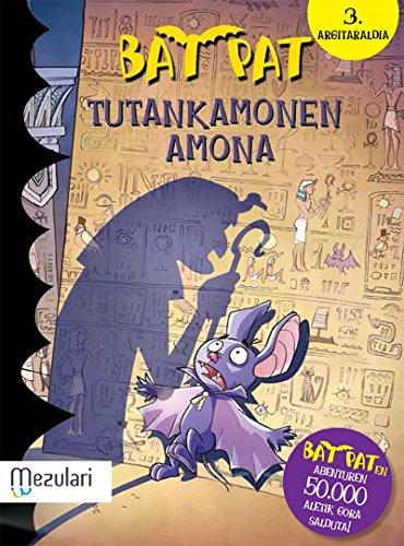 9788427131033: BAT PAT - TUTANKAMONEN AMONA