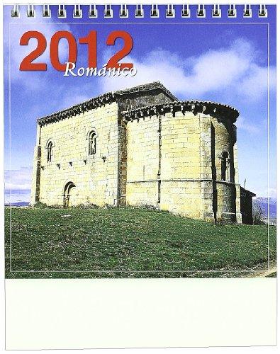 9788427132665: CALENDARIO DE MESA ROMANICO 2012