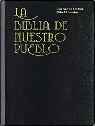 9788427132818: Biblia de nuestro pueblo