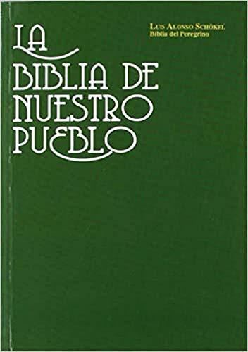 9788427132832: Biblia de nuestro pueblo