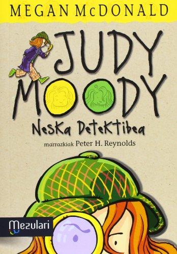 9788427133440: Judy Moody. Neska Detektibea