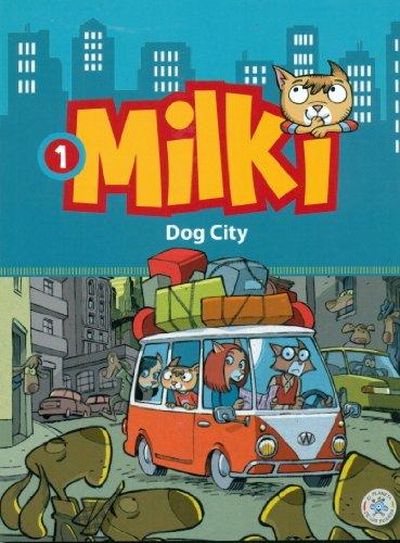 9788427134119: Milki. Dog city (El Planeta de los Sueños)