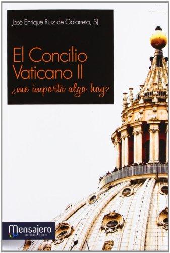 9788427134355: El Concilio Vaticano II