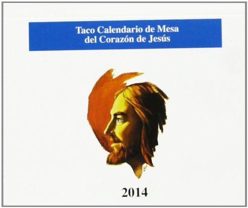 9788427134997: Taco calendario del Corazón de Jesús mesa sin soporte 2014