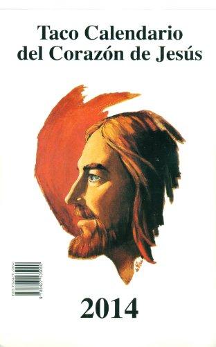 9788427135000: Taco calendario del Corazón de Jesús gigante 2014