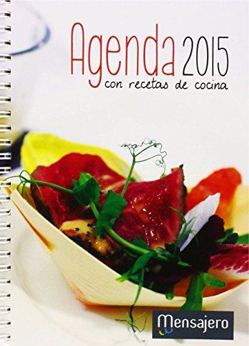 Agenda 2015 con recetas de cocina