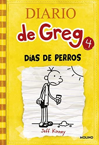 9788427200302: Diario de Greg 4: días de perros
