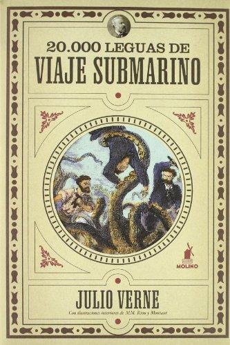 9788427200616: 20.000 leguas de viaje submarino (INOLVIDABLES)