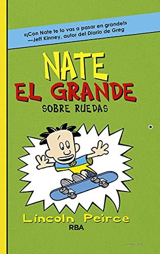 9788427201170: 3.NATE EL GRANDE,SOBRE RUEDAS