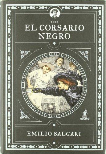 9788427201217: El corsario negro (INOLVIDABLES)