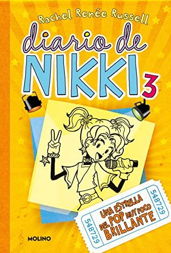 9788427201378: Diario de Nikki 3: Una estrella del pop muy poco brillante: Una estrella del pop muy poco brillante