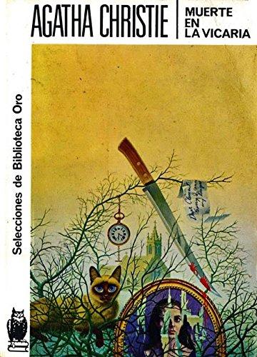 9788427201583: Novelas de Agatha Christie: Muerte enla vicaria