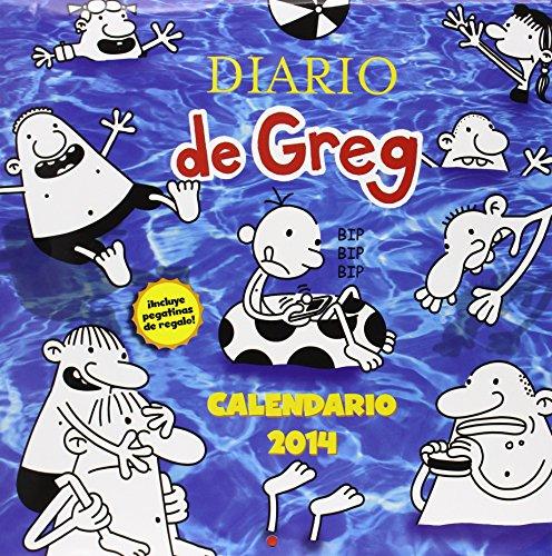9788427203853: Calendario de Greg 2014