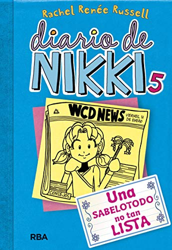 DIARIO DE NIKKI 5 - UNA SABELOTODO NO TA