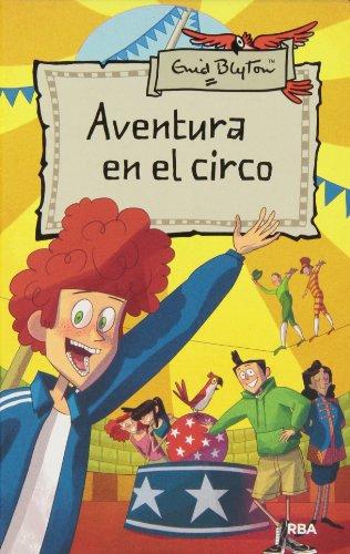 9788427204188: Aventura 6: Aventura en el circo (INOLVIDABLES)