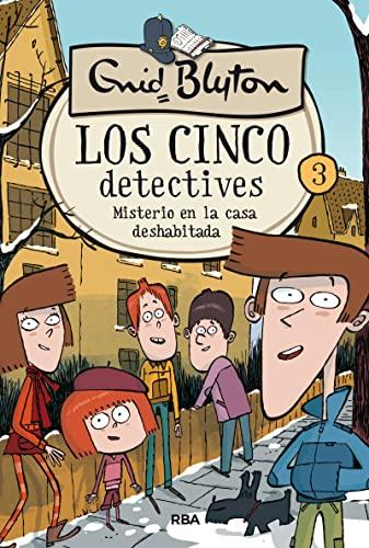 CINCO DETECTIVES 3 MIST. CASA DESHABITAD
