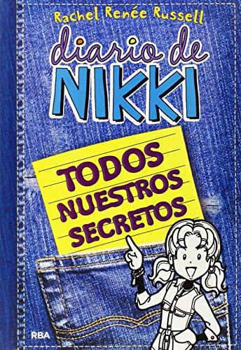 DIARIO SECRETO DE NIKKI (ACTIVIDADES)