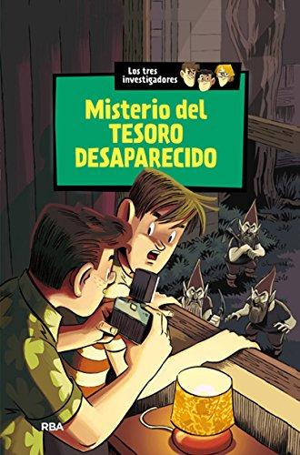 TRES INVESTIGADORES 5 MISTERIO DEL TESOR