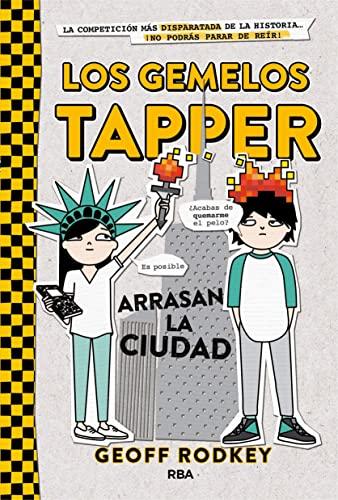 GEMELOS TAPPER 2: ARRASAN LA CIUDAD