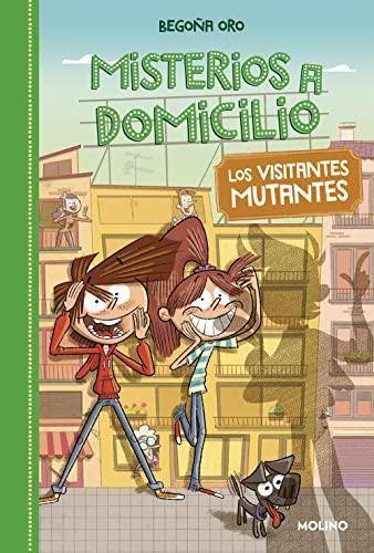 MISTERIOS A DOMICILIO 4. VISITANTES MUTA