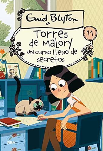 TORRES DE MALORY 11 CURSO DE SECRETOS