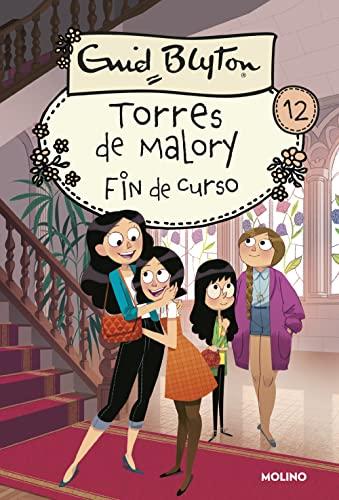 TORRES DE MALORY 12 FIN DE CURSO