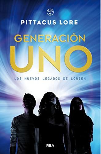 Generación uno (FICCIÓN YA): PITTACUS LORE