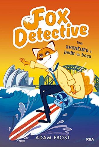 FOX DETECTIVE 4 AVENTURA PEDIR BOCA