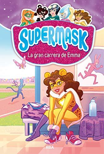 9788427213296: Supermask 4. La gran carrera de Emma (PEQUES)