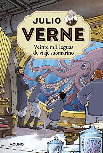 9788427213739: Veinte mil leguas de viaje submarino / 20,000 Leagues Under the Sea (Spanish Edition)