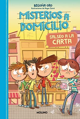 MISTERIOS A DOMICILIO 5. SALSEO A LA CAR