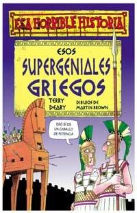 9788427220317: Esos Supergeniales Griegos/the Groovy Greeks (Coleccion