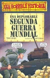 9788427220416: Esa deplorable segunda guerra mundial (NO FICCION)