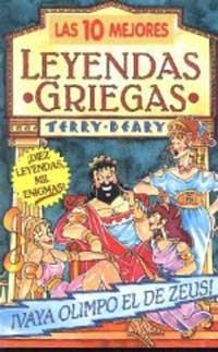 Leyendas griegas: Terry Deary, Josefina