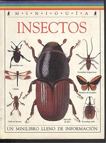 9788427223011: Insectos