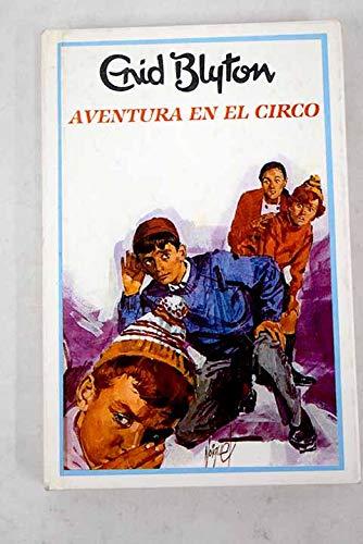 9788427231573: Aventura En El Circo (Extra Alfaguara)