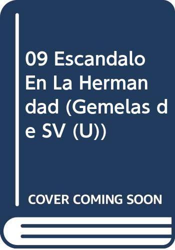 9788427231696: Escandalo en la hermandad(sweet valley universitarias) (Gemelas de SV (U))
