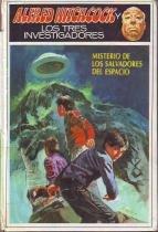 9788427249325: Misterio de los salvadores del espacio