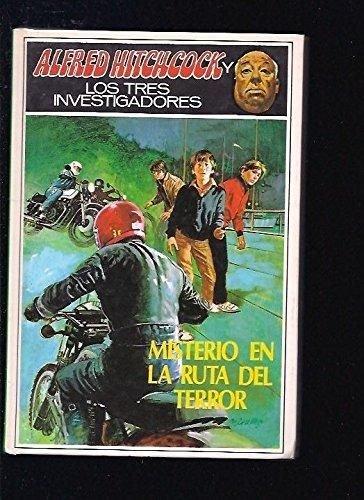 9788427249394: Misterio En La Ruta Del terror. Alfred Hitchcock y Los Tres Investigadores