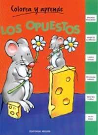 9788427272941: Opuestos, Los - Colorea y Aprende (Spanish Edition)