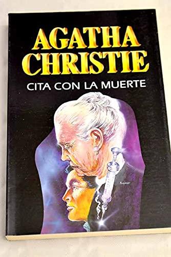 9788427285316: (1) cita con la muerte ((1) Agatha Christie)