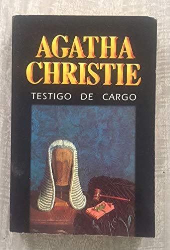9788427285491: Testigo de cargo ((1) Agatha Christie)