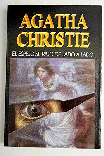 9788427285675: Espejo se rajo de lado a lado, el ((1) Agatha Christie)