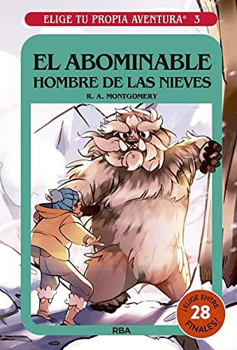 9788427299580: Elige tu propia aventura 3. El abominable hombre de las nieves (FICCIÓN KIDS)