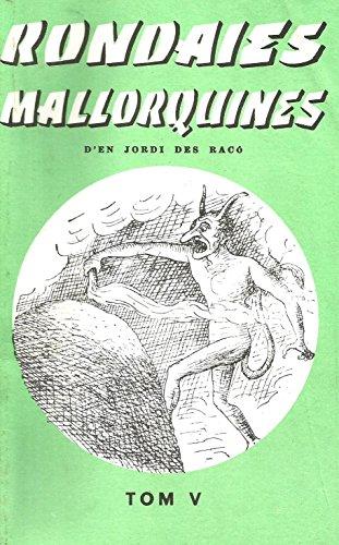 9788427300064: Aplec de rondaies mallorquines