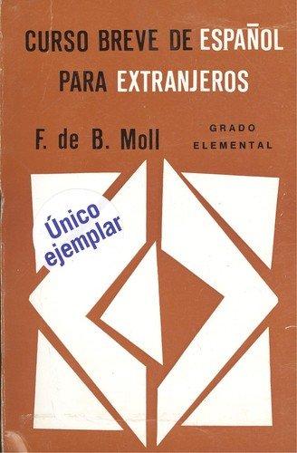 9788427303492: Curso breve de español para extranjeros