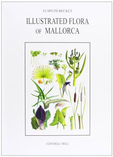9788427308954: Illustrated Flora of Mallorca