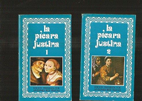 La picara Justina (Biblioteca de la literatura y el pensamiento hispanicos) (Spanish Edition): n/a
