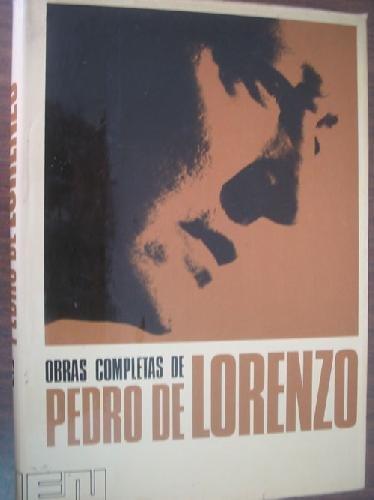 Los adioses (His Obras completas de Pedro de Lorenzo ; v. 4) (Spanish Edition): Lorenzo, Pedro de